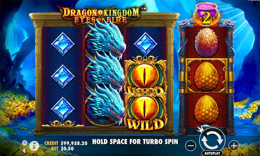 Theme From Dragon Kingdom Slots