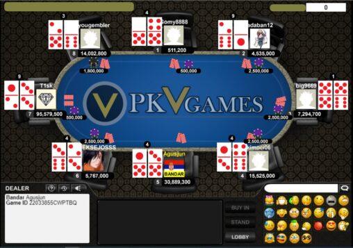 Play Online Gambling Through Pkv Games